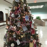 2015 Christmas Tree in Palestine Mall